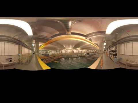 Marine Building - Ocean Wave Basin 360