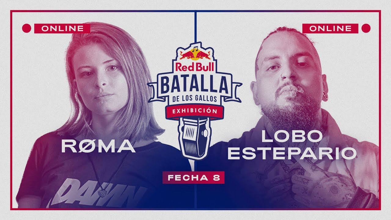 RØMA vs LOBO ESTEPARIO | 3° lugar | FECHA 8 | Red Bull Exhibición 2020