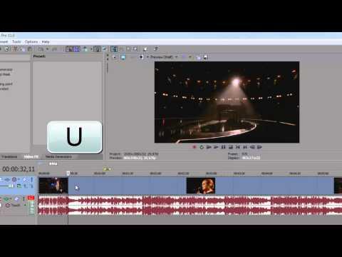 как отделить видео от звука