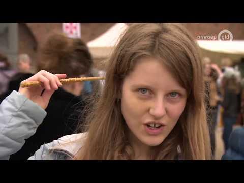 Harry Potter-fans veroveren Kasteel Doornenburg