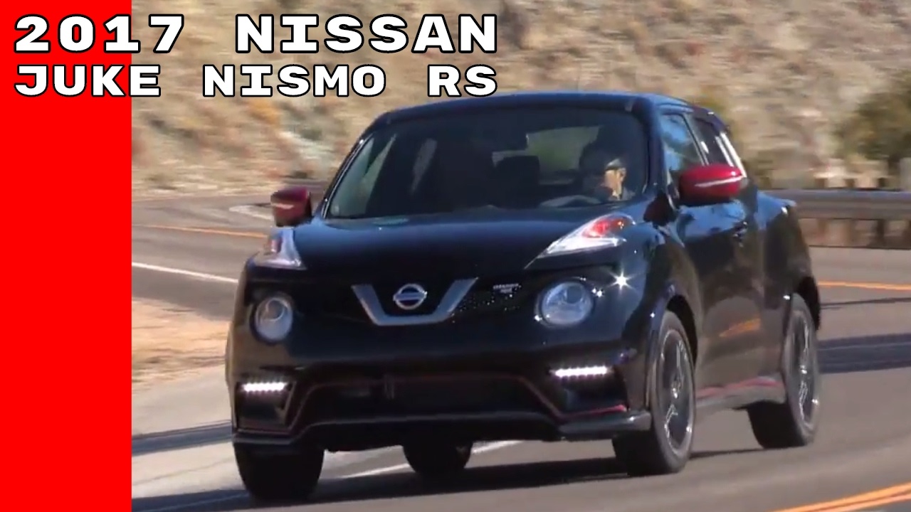 2017 nissan juke nismo rs test drive walkaround interior youtube. Black Bedroom Furniture Sets. Home Design Ideas