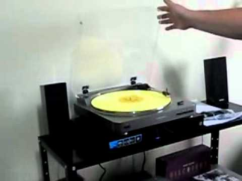 Toca discos Audio Technica - YouTube f30d1408833