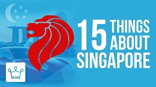Gambar cover 15 Things You Didn't Know About Singapore