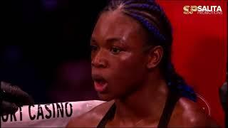 CLARESSA SHIELDS VS TORI NELSON FULL FIGHT