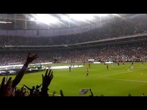 Şeref Bey Vodafone Arena'da Alen den Açılış Üçlüsü Hoparlör iptal
