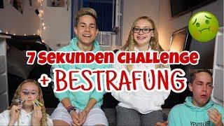 7 Sekunden Challenge + BESTRAFUNG!😱😂- itsofficialmarco