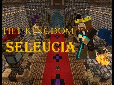 Het kingdom Seleucia 14# Stads rondleiding