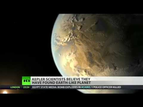 Nasa Finds Most Earth Like Planet To Date Youtube