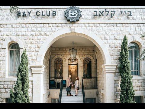 Bay Club, St, Haifa, Israel