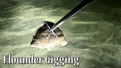 I Went Flounder Gigging and It was Awesome
