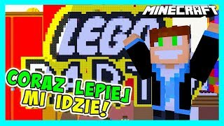 Minecraft Lego Party #2 - CORAZ LEPIEJ MI IDZIE!