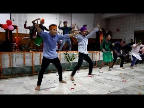 Very funny and entertaining Dance Gauhati University