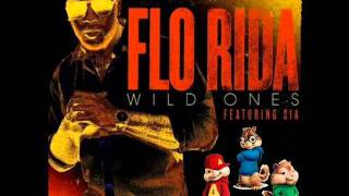 Flo Rida - Wild Ones ♥ Alvin & les Chipmunks
