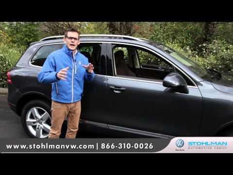 2013 Volkswagen Touareg Walkaround | Stohlman Volkswagen - Vienna VW dealer