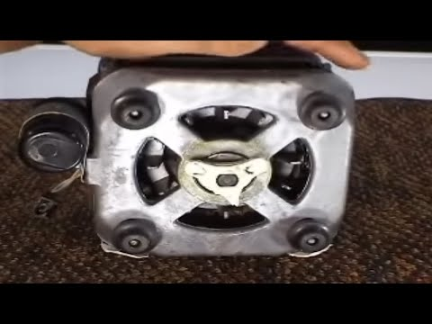 Motor coupler replacing whirlpool direct drive washer youtube - Kenmore washer coupler replacement ...