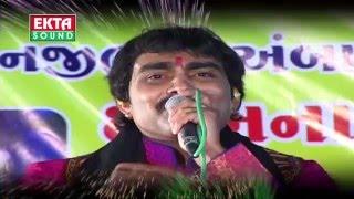 Lal Kasumbal Chundadi | LIVE VIDEO | Jignesh Kaviraj, Khushbu Asodiya  | Gujarati Nonstop Garba 2016