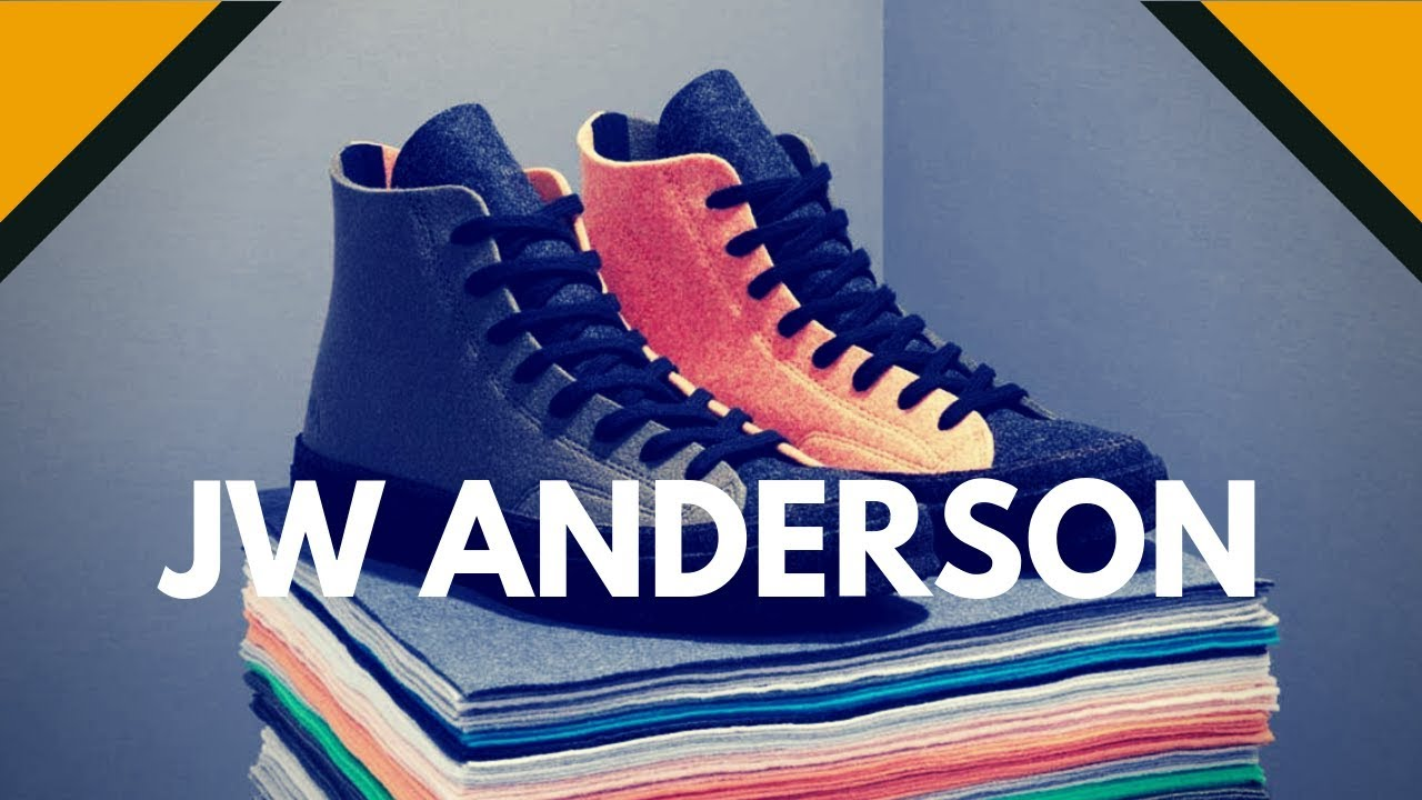 03e5053d354 Best Collection JW Anderson Converse Chuck 70 Must Have - YouTube