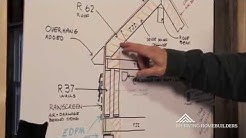RH Irving Homebuilders: the technology of a superinsulated house