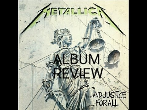 and justice for all metallica album review youtube. Black Bedroom Furniture Sets. Home Design Ideas