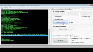 Itel it2130, Password unlock solution,Read user code soltution