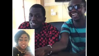 """ALH BORA: GAMBIA COMEDIANS WITH KEER FATOU"""" AWESOME VIDEO"""