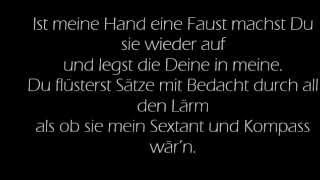 Sportfreunde Stiller - Applaus Applaus - Lyrics