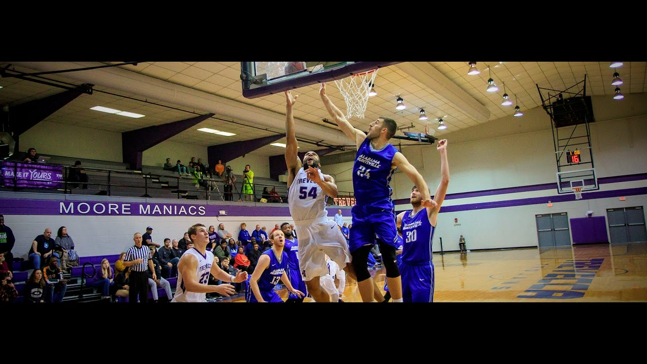 Men's Basketball   Trevecca Beats No. 9 Alabama Huntsville ...