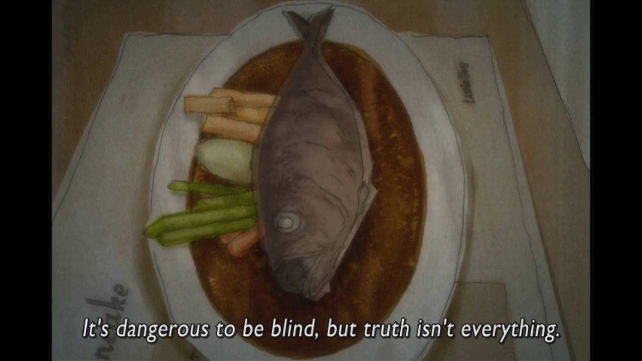 Image result for dangerous food anime