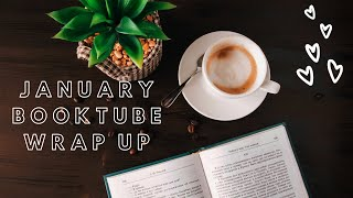 January #booktube Wrap Up