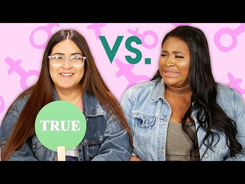 Teen Vs. Adult: Women's Health Fact Challenge