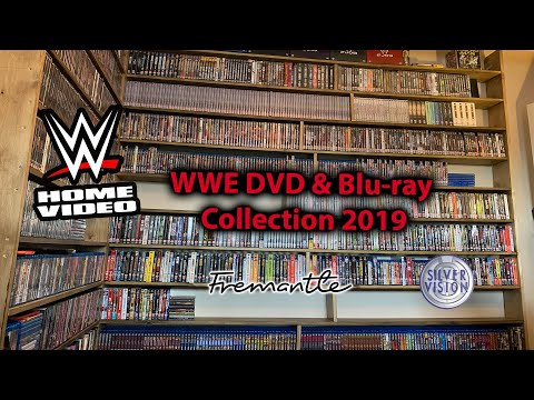 WWE DVD & Blu-ray Collection 2019
