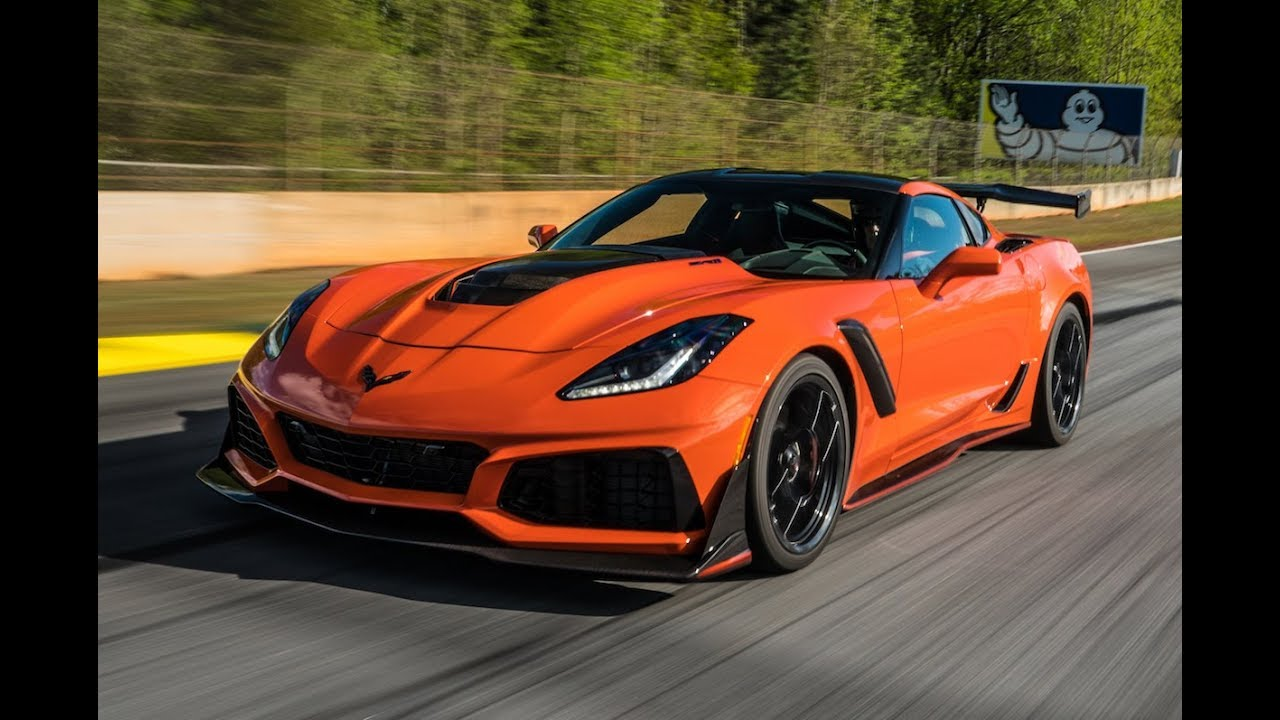 Corvette C7 Zr1 >> C7 Chevrolet Corvette Zr1 Track One Take