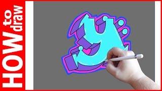 Как нарисовать граффити буквы, У № 1(INSTAGRAM: https://www.instagram.com/dmitrysyrman/ Я в ВКОНТАКТЕ: http://vk.com/syrman_d Группа в ВКОНТАКТЕ: http://vk.com/public59608073 I'm on ..., 2016-09-27T01:56:02.000Z)