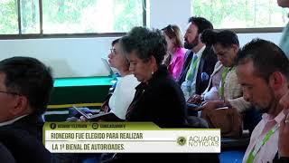 Rionegro fue elegido para realizar la 1ª Bienal de Autoridades.
