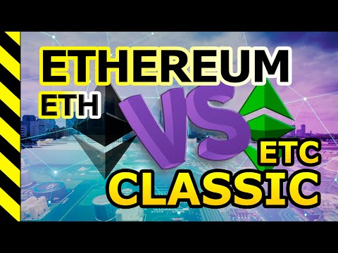 ETH vs ETC. КАКОЙ ЭФИРИУМ НЕ БУДЕТ В МОЕМ ПОРТФЕЛЕ: ETHEREUM или CLASSIC