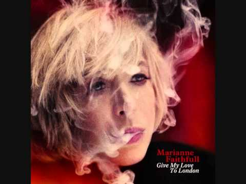 Marianne Faithfull - Give my love to London full album 2014