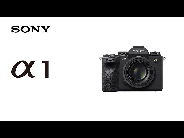 Introducing Alpha 1 | Sony | α