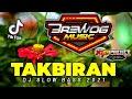 DJ TAKBIRAN SLOW BASS JEDUG 2021 VIRAL TIKTOK Spesial 69 PROJECT Feat BREWOG