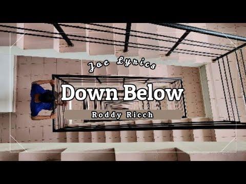 Roddy Ricch – Down Below [Lyrics]