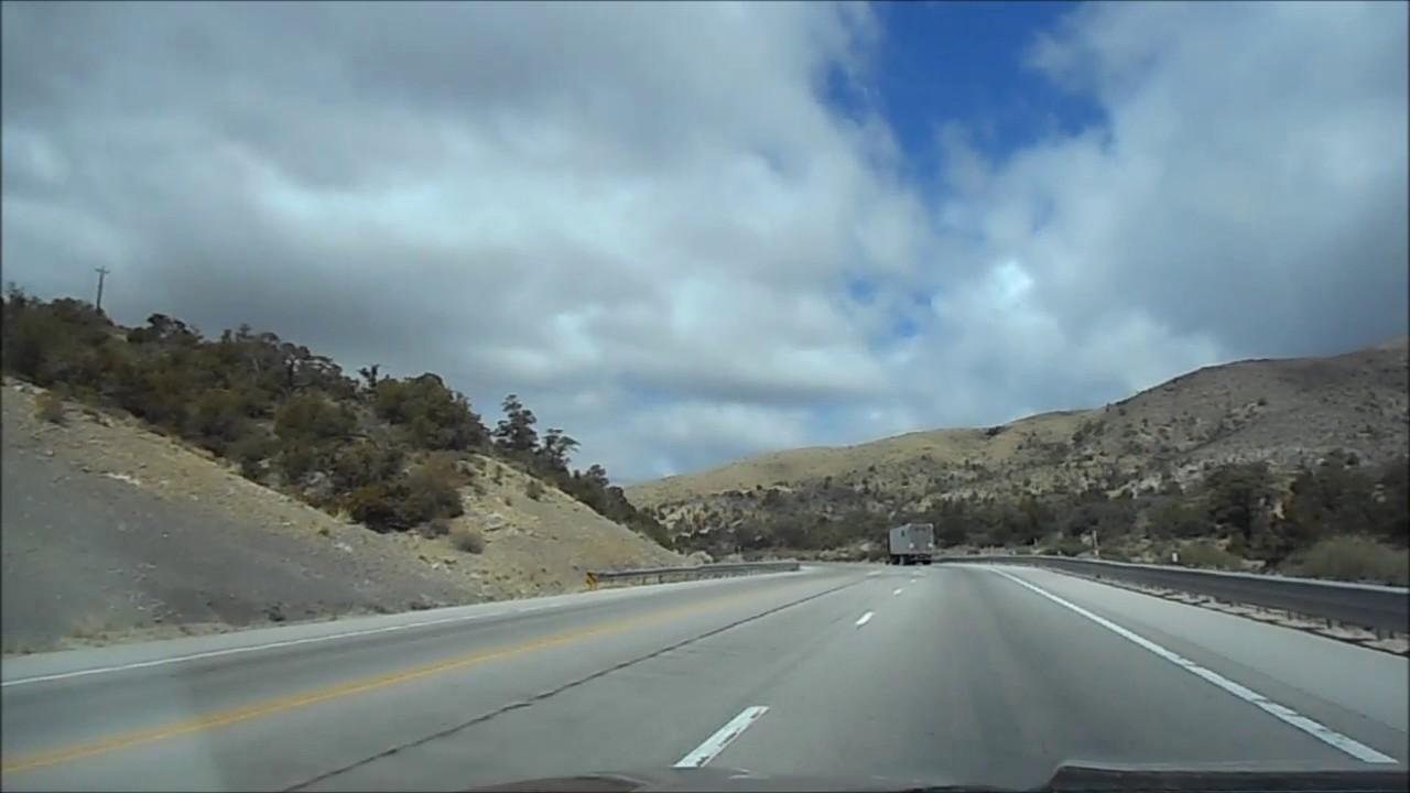Pahrump To Las Vegas >> Road Hwy 160 To Pahrump Nv From Las Vegas