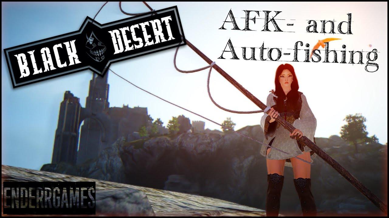 Black desert online fishing clothes
