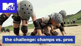 'Champs vs. Track Stars' Official Sneak Peek | The Challenge: Champs vs. Pros | MTV