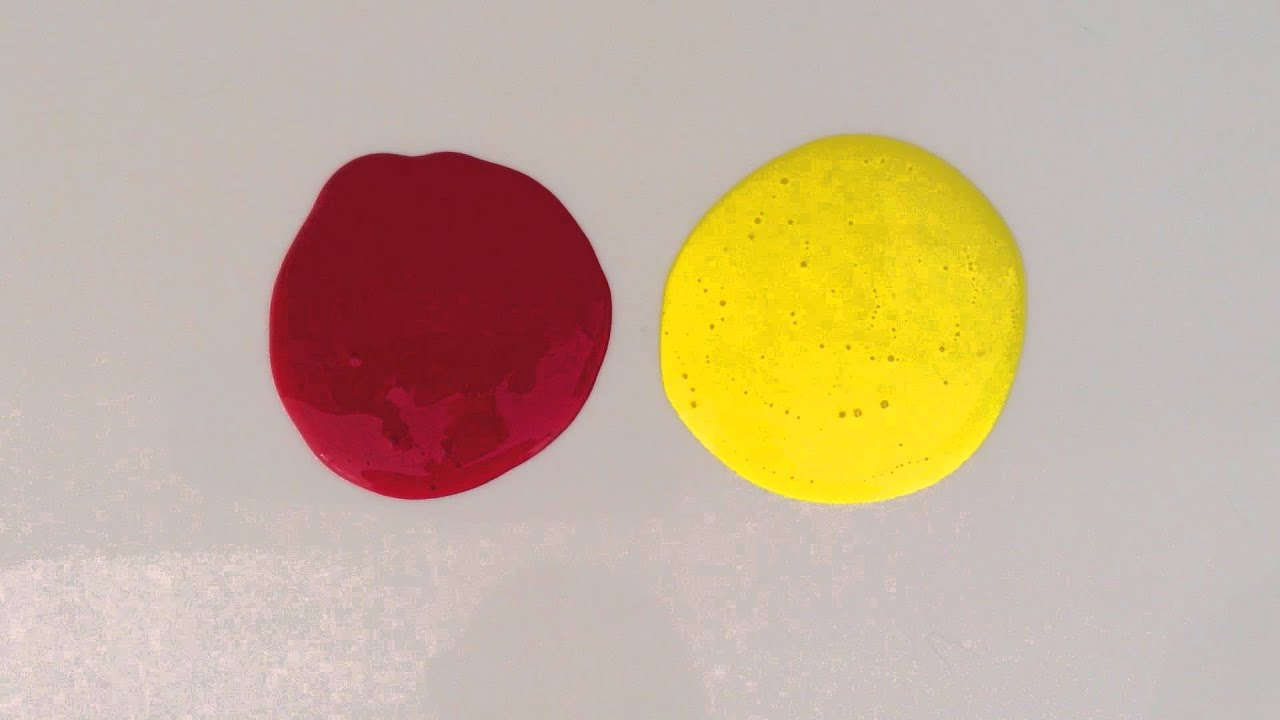mix it up yellow and red 1 youtube