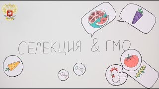 видео: Селекция vs ГМО