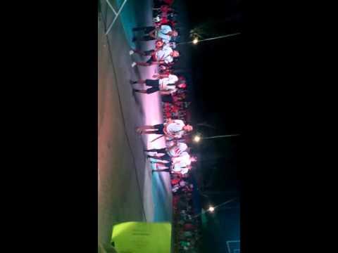 Barayong XD dance group