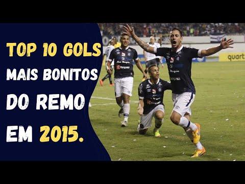 Top 10 dos gols mais bonitos do Clube do Remo em 2015