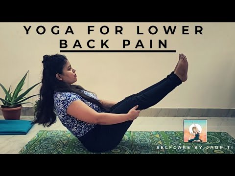 yoga for back pain  relief from lower back pain