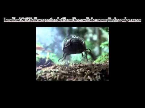VW New Beetle Superbowl commercial 'Black Beetle' + EXCLUSIVE Windows 7 Theme Link