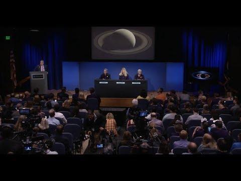 NASA Recap: Saturn End of Mission