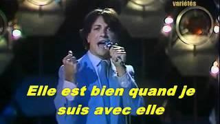 Hervé Vilard - Reviens (El cielo azul - Toto Cutugno)